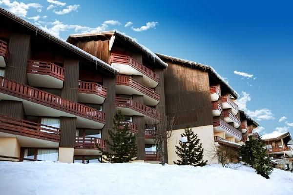 Facade - Hôtel Club MMV Les Sittelles - Expérience Framissima 3*