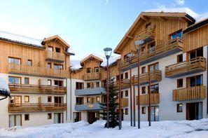 France Alpes - Les Orres, Résidence avec services Les Hauts de Préclaux