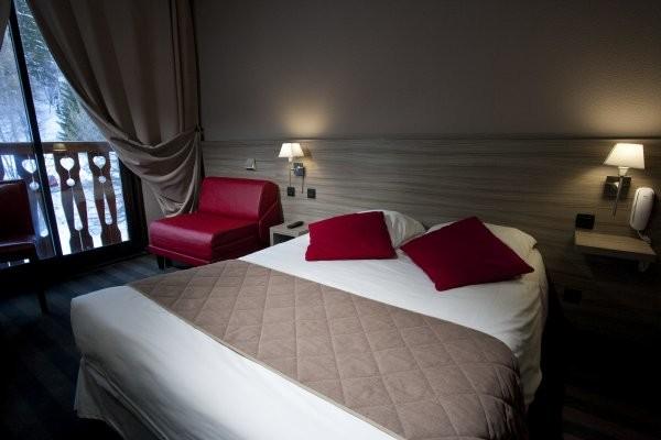 Chambre - Hôtel Les Bergers 3*