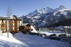 France Alpes - Pra Loup, Hôtel Les Bergers