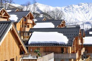 France Alpes - Saint Jean D'Arves, Résidence avec services Goélia Les Chalets des Ecourts
