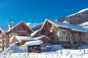 France Alpes - Valloire, Résidence avec services Lagrange Les Chalets du Galibier