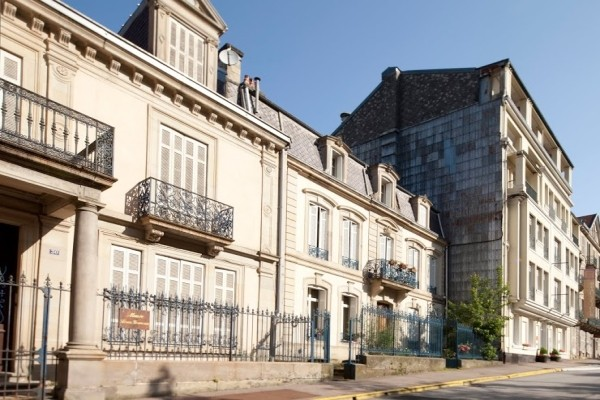 Facade - Résidence hôtelière Le Beausejour 2*