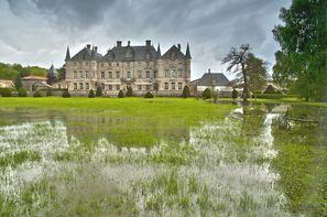 France Alsace / Lorraine - Verdun, Château (hôtel) des Monthairons