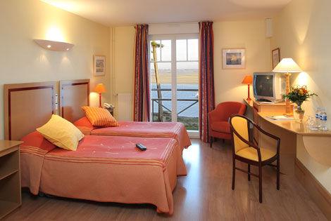Hôtel Brit Hotel Pen Bron 3* - LA TURBALLE - FRANCE