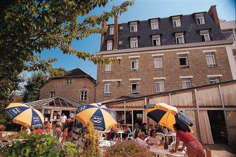 Hôtel Hôtel de la Plage - LOCTUDY - FRANCE