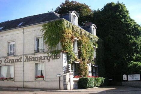 Hôtel Le Grand Monarque 3* - AZAY-LE-RIDEAU - FRANCE