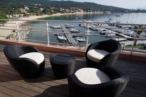 Hôtel Le Golfe 4* - PORTO POLLO - FRANCE