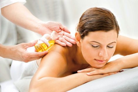 Massage femme - Atlanthal France Cote Atlantique - Anglet