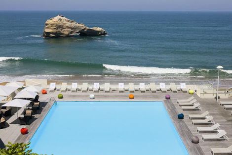 Photo - Sofitel Biarritz Le Miramar Thalassa Sea & Spa France Cote Atlantique - Biarritz