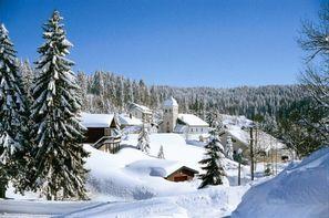 France Franche-Comté - Bois D'amont, Village Club du Soleil Bois d'Amont + forfait et matériel de ski