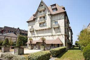 France Normandie - Deauville, Résidence locative Pierre & Vacances Premium La Villa Gardénia