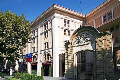 Hôtel L'Atrium 3* - AIX - FRANCE