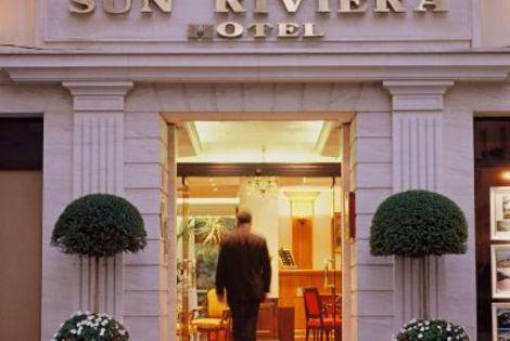 Hôtel Sun Riviera 4* - CANNES - FRANCE