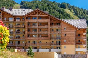 Hotel La Foux D Allos Piscine