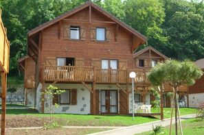 France Rhone-Alpes - Evian-Les-Bains, Résidence locative Les Chalets d'Evian