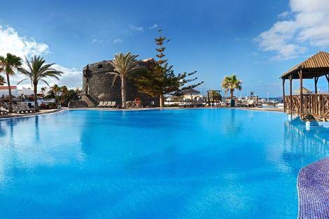 Hôtel Jet Tours Castillo Beach 4* - FUERTEVENTURA - ESPAGNE