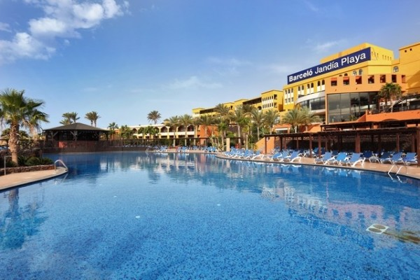 Piscine - Hôtel Barcelo Jandia Playa 4*