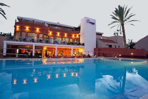 Piscine - Hôtel Caybeach Caleta 3*
