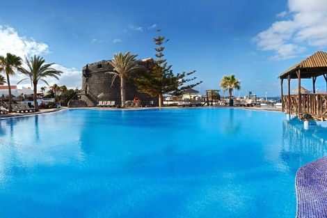 Hôtel Eldorador Castillo Beach 4* - FUERTEVENTURA - ESPAGNE