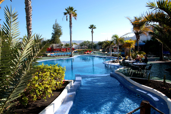 Piscine - Hôtel Labranda Golden Beach 3* sup