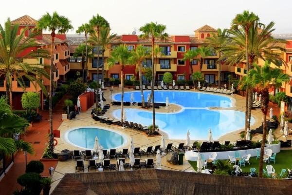 Vue panoramique - Hôtel Aloe Club Resort 3*
