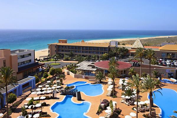 Vue panoramique - Hôtel Iberostar Playa Gaviotas Park 4*