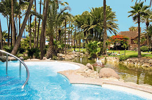 Grande Canarie-Las Palmas, Hôtel Riu Palace Oasis 4*