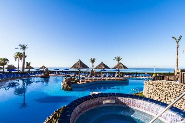 Vue panoramique - Hôtel BlueBay Beach Club 4*