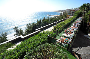 Grande Canarie-Las Palmas, Hôtel Parque Tropical 3*