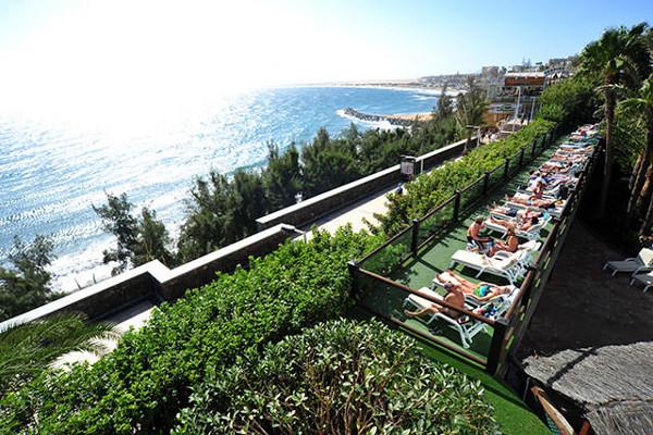 Vue panoramique - Hôtel Parque Tropical 3*