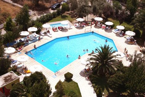 Hôtel Olympic Star 3* - AMARINTHOS - GRÈCE