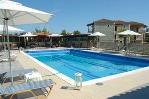 Grece - Araxos, Hôtel Afrika 3*