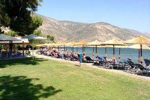 Grece - Araxos, Hôtel Nafsica Beach