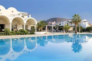 Vacances Santorin: Hôtel 9 Muses Santorini Resort / Arrivée Athènes