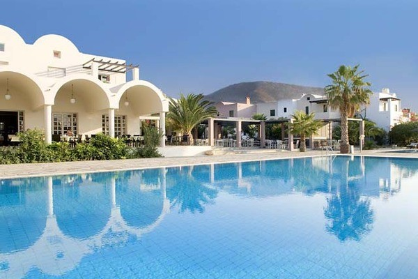 (fictif) - Hôtel 9 Muses Santorini Resort / Arrivée Athènes 5*