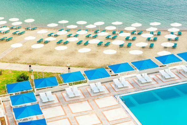 Autres - Hôtel Club Olé Fram Palmariva Eretria 4*