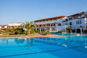 Grece - Athenes, Hôtel Eretria Village