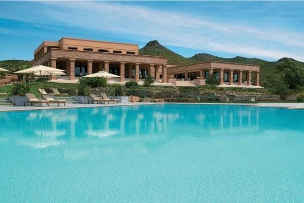H tel grecotel cape sounion luxe athenes grece go voyages - Vacances de luxe laucala resort island ...