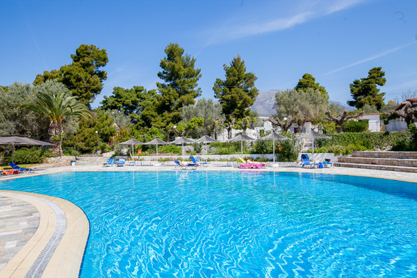 Piscine - Holidays In Evia 3*