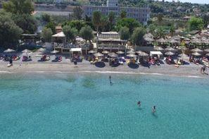 Grece-Athenes, Hôtel Xylocastro Beach