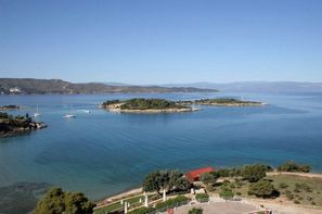 Grece - Athenes, Hôtel Aks Hinitsa Bay