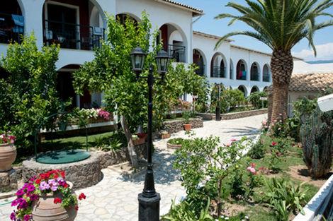 Hôtel Iliada Beach  3* - CORFOU - GRÈCE