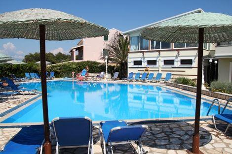 Hôtel Beis Beach 3* - CORFOU - GRÈCE