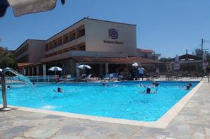 Grece-Corfou,Hôtel Club Gemini 3*