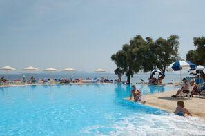 Grece - Corfou, Club Héliades Nissaki Beach 4*