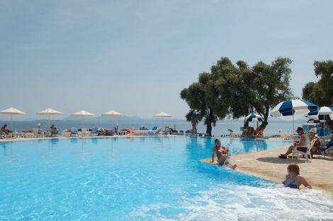 Hôtel Héliades Nissaki Beach 4* - CORFOU - GRÈCE