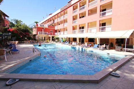 Hôtel Oasis 3* - CORFOU - GRÈCE