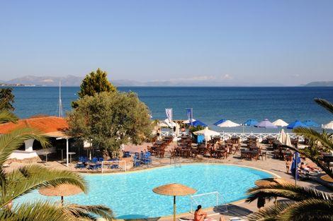 Hôtel Héliades Grand Bleu Sea Resort 3* sup - ERETRIA - GRÈCE