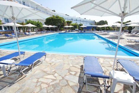 Hôtel Delphi Beach 4* - GALAXIDI - GRÈCE